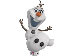 Шар фольга Фигура Frozen снеговик Олаф P35 (An)