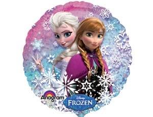 """Шар фольга 18"""" Frozen S60 (An)"""
