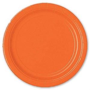 Тарелка Orange Peel 17см 8шт.