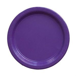 Тарелка Purple 17см 8шт.