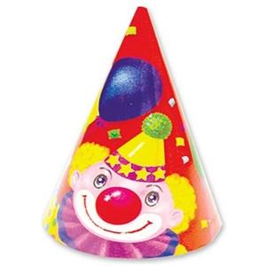 Колпак Клоун с шарами 6шт.