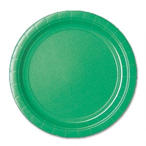 Тарелка Festive Green 17см 8шт.