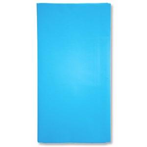Скатерть п/э Caribbean Blue 1.4х2,6м