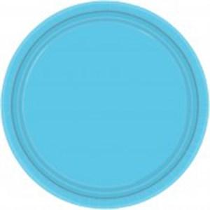 Тарелка Caribbean Blue 17см 8шт.