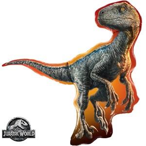 Шар фольга Фигура Парк Юрского Периода Динозавр 6 (QL)