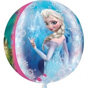 """Шар фольга 3D СФЕРА 16"""" Frozen G40 (An)"""