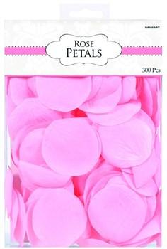Лепестки Свадебные текстиль розов 300шт