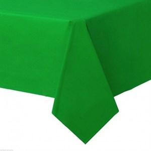 Скатерть п/э Festive Green 1.4х2,6м