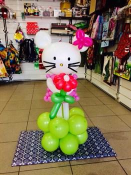 Фигура из шаров Hello Kitty /Л