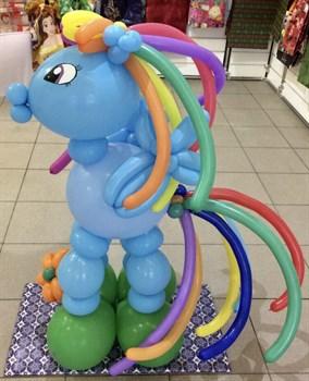 Фигура из шаров My Little Pony Радуга /Л